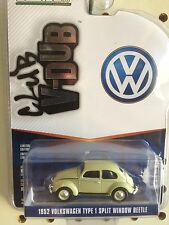 Greenlight  Vee Dub 1952 Volkswagen Type 1 Split Window Beetle   Beige
