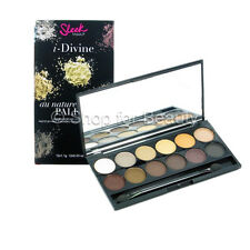 Sleek i-Divine Au Naturel Eyeshadow Palette