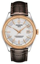 New Tissot Ballade Powermatic 80 Automatic Leather Men's Watch T1084082603700