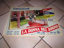 FOTOBUSTA ,auto car,LA DONNA DEL SOGNO,PAT BOONE,H.LEVIN