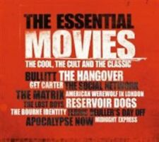 The Essential Movies - Music on 3 Cds by Various Artists