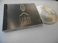 THE IRON MAN MUSICAL BY PETE TOWNSHEND ALBUM CD THE WHO LIÉS VIRGIN 1989