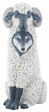 "DUPERS Wolf In Sheep's Clothing Resin Figurine, 5.75"" Tall, by Summit"