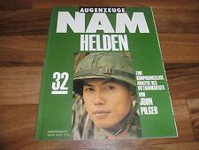 NAM  # 32 -- VIETNAM / VIETCONG / HELDEN / die VERLUSTE / LETZTER TAG / ANALYSE