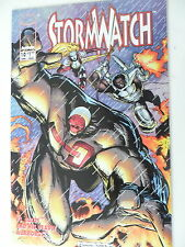1 x comic-estados unidos-Stormwatch-nº 10-August-Image-inglés - z.1