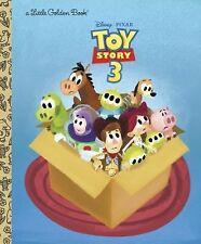 Little Golden Book: Toy Story 3 by Annie Auerbach and RH Disney Staff (2010,...
