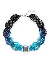 Swarovski Jewelry Player Bib Statement Necklace New in Box