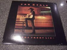 """Dan Seals """"On the Front Line"""" SEALED NM LP"""
