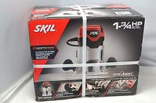 NEW Skil 1-3/4 HP Fixed-Base Router w/ Soft Start 1817