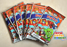 7x Transformers Rescue Bots Party Favor Packs - Crayons Coloring Book Stickers