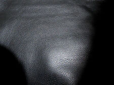 "Leather 8""x10"" Black MILAN Cowhide 2-2.25 oz / .8-.9mm PeggySueAlso™"