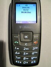 Samsung C 140 anthrazit  Simfrei   super o.k. gebr- Art. 18 K