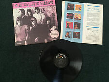 Jefferson Airplane Surrealistic Pillow Stereo LP Vinyl Record LPM-3766 NM/NM+