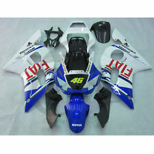 Injection Mold Plastic Fairing Fit For YAMAHA YZF R6 YZF-R6 98-02 99 00 01 Flat