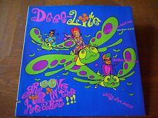 """DEEE-LITE Groove Is In The Heart / What Is Love 1990 VINYL 12"""" SINGLE Elektra"""