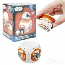 New Star Wars BB-8 Salt and Pepper Shakers Droid Ceramic Disney Official