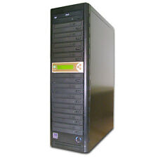 M-Tech 1-11 CD/DVD SATA Tower Duplicator eSATA