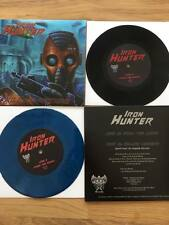 "IRON HUNTER - Killing Machine 7"" (NEW SPA SPEED METAL*LIM.200 BLACK V.*ENFORCER)"