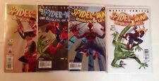 Spiderman Quality Of Life 1-4 Complete Near Mint Lot Set Run