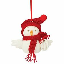 4051450 Dept 56 Snowpinions Snowbird Christmas Ornament All in a twitter NWT