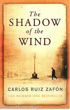 The Shadow of the Wind by Carlos Ruiz Zafon (Paperback, 2005)