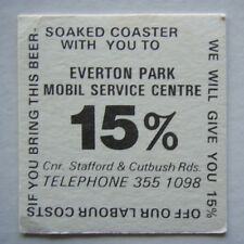 P.R. CLEANING SERVICES SPRINGWOOD 2080809 EVERTON PARK MOBIL SERVICE CTR COASTER