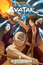 Avatar: the Last Airbender: Part 3: Search by Gene Luen Yang, Michael Dante,...