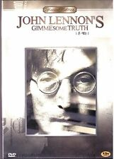 Jhon Lennon's Gimme Some Truth Beatles Dvd