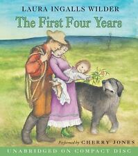 Little House: The First Four Years 9 by Laura Ingalls Wilder (2006, CD,...