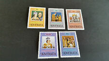 BARBUDA 1978 SG 415-418 25TH ANNIV OF CORONATION MNH