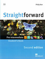 Macmillan STRAIGHTFORWARD Second Edition PRE-INTERMEDIATE Student's Book @NEW@