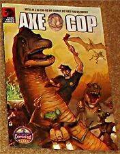 AXE COP 2012 DARK HORSE HALLOWEEN ASHCAN MINI GIVEAWAY PROMO NM RARE