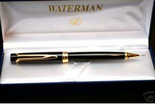 WATERMAN LIAISON LACQUER BLACK & GOLD TRIM 0.5mm PENCIL NEW IN BOX