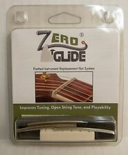 Zero Glide ZS-1 Replacement Slotted Nut Kit for Gibson Guitar Right Hand