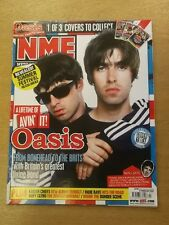 NME FEBRUARY 17 2007 OASIS BIFFY CLYRO KAISER CHIEFS THE KILLERS ARCTIC MONKEYS
