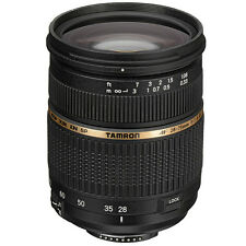 Tamron SP A09 28-75mm f/2.8 LD XR Aspherical Di IF Lens Nikon