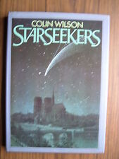 Starseekers by Colin Wilson (Hardback, 1980)English, 1st Edition and HODDER & ST