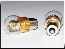 P21W 382 BA15s XENON WHITE 20W CREE LED STOP CAR BULBS AUDI