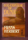 GOD EMPEROR OF DUNE (SIGNED by Frank Herbert/1st US/#4 Dune)