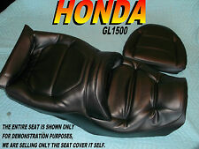 Honda GL1500 Seat Cover set GoldWing Aspencade GL1500 SE  Interstate GL1500 612A
