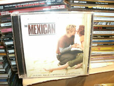 Mexican The (2001) FILM SOUNDTRACK,BRAD PITT,COMPOSED BY ALAN SILVESTRI