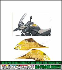 kit adesivi stickers compatibili r 1200 gs adventure raid dakar