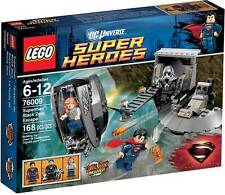 Lego Super Heroes 2013 76009 Superman Black Zero Escape Inc Lois Lane Zod BNIB