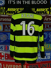 4/5 Celtic adults L 2009 #16 Roy Keane football shirt jersey trikot soccer