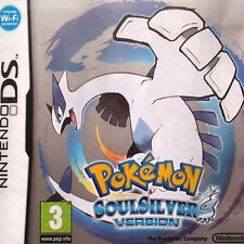 Pokemon SoulSilver Version (Soul Silver) Game for Nintendo DS NDSL NSDI NDSLL