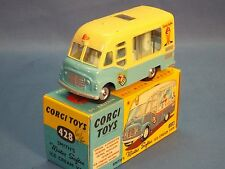Corgi original toys No 428 is the Karrier Smiths Mister Softee ice cream van MB