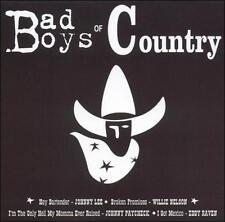 David Houston, Roger Miller, Mer: Bad Boys of Country  Audio CD