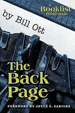 NEW - The Back Page (ALA Editions) by Bill Ott