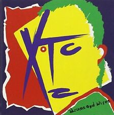Drums and Wires by XTC (CD, Jun-2014)