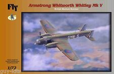 Bombardier Britannique ARMSTRONG WHITWORTH WHITLEY Mk.V - KIT FLY 1/72  N° 72006